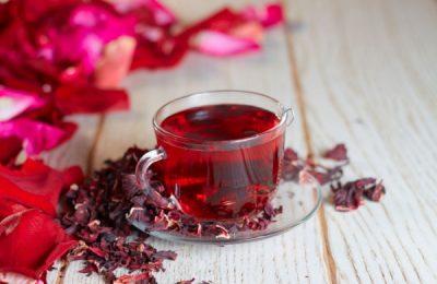 uống trà atiso đẹp da